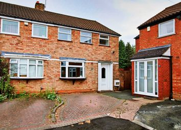 Thumbnail 3 bed semi-detached house for sale in Lydate Road, Halesowen