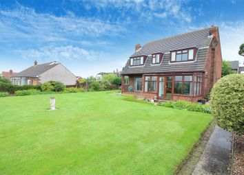 Thumbnail 4 bed detached house for sale in Selby Road, Garforth, Leeds