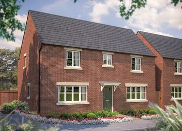 "Thumbnail 4 bed detached house for sale in ""The Marcham"" at Oxford Road, Bodicote, Banbury"
