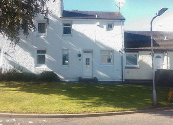 Thumbnail 1 bed terraced house for sale in Braehead, Irvine