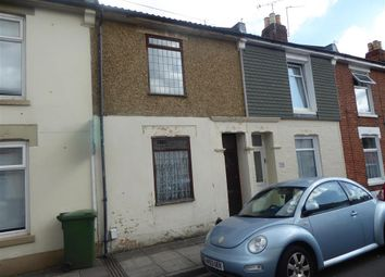 Thumbnail 2 bed terraced house for sale in Manor Park Avenue, Portsmouth, Hampshire