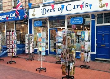 Thumbnail Retail premises for sale in 10 Westbourne Arcade, Bournemouth