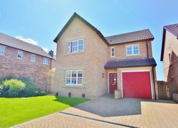 Thumbnail 4 bed detached house for sale in Elder Drive, Stainburn, Workington