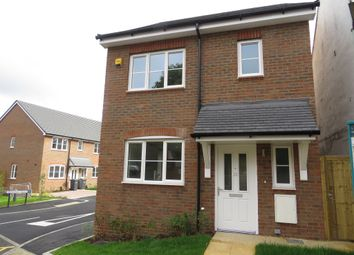 Thumbnail 4 bedroom detached house for sale in Farley Hill, Luton
