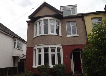 Thumbnail 5 bed semi-detached house to rent in Sandringham Road, Southend-On-Sea