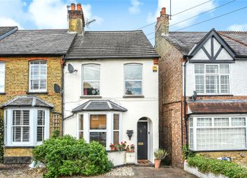 Thumbnail 3 bed end terrace house for sale in Hallowell Road, Northwood, Middlesex