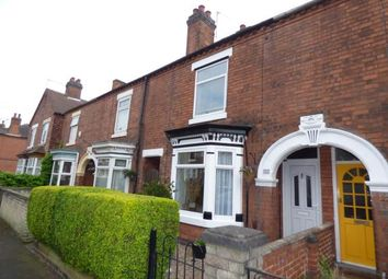Thumbnail 3 bed terraced house for sale in Malvern Street, Burton-On-Trent, Staffordshire