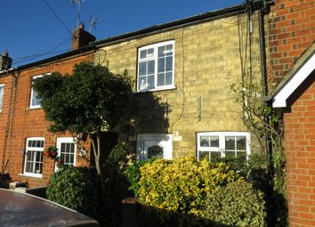 Thumbnail 2 bed terraced house for sale in Bury Road, Shillington, Hitchin