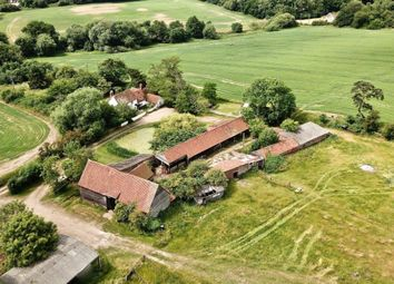 Thumbnail 3 bed farmhouse for sale in Rowhedge Road, Rowhedge, Colchester