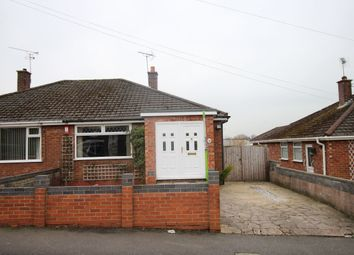Thumbnail 2 bed bungalow for sale in Westbourne Avenue, Crewe