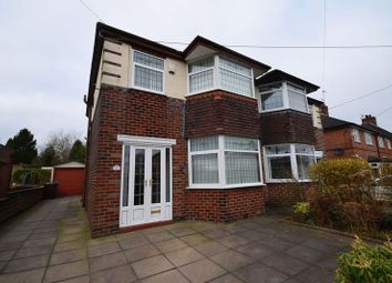 Thumbnail 3 bed semi-detached house for sale in Chell Green Avenue, Stoke-On-Trent