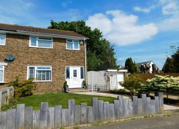 Thumbnail 3 bedroom semi-detached house for sale in Beckhampton Road, Hamworthy, Poole