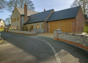 Thumbnail 6 bed detached house for sale in Plot 7, Woodland Grove, Woodhouse Eaves