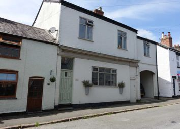 Thumbnail 4 bed end terrace house for sale in Baker Street, Lutterworth