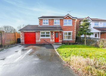 Thumbnail 4 bed detached house for sale in Seaton Park, Runcorn