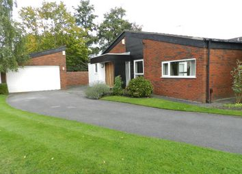 Thumbnail 2 bed bungalow for sale in Hapsford Close, Locking Stumps, Warrington