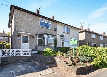 Thumbnail 2 bed semi-detached house for sale in Prince Charles Avenue, Mackworth, Derby