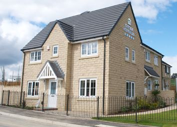 "Thumbnail 3 bed detached house for sale in ""Falmouth"" at Bruntcliffe Road, Morley, Leeds"