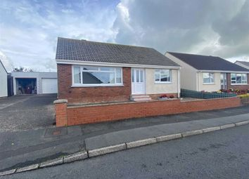 Thumbnail 2 bed detached bungalow for sale in Haven Park Close, Haverfordwest