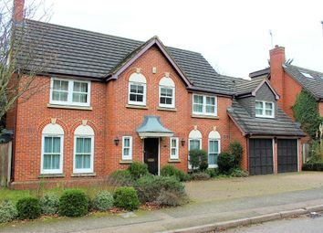 5 bed detached house for sale in Priory Field Drive, Edgware HA8, Middlesex