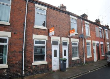 Thumbnail 2 bedroom terraced house to rent in Lindley Street, Cobridge, Stoke-On-Trent, Staffordshire