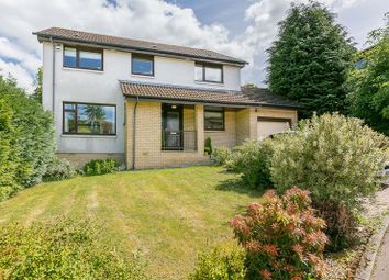 Thumbnail 4 bed detached house for sale in 6 Burnside Park, Balerno, Edinburgh