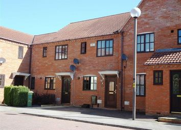 Thumbnail 2 bed terraced house to rent in Clare Croft, Middleton, Milton Keynes, Bucks