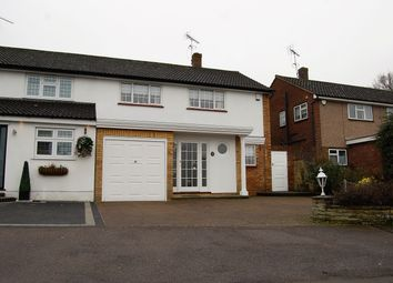 Thumbnail 3 bed semi-detached house for sale in Middle Boy, Abridge