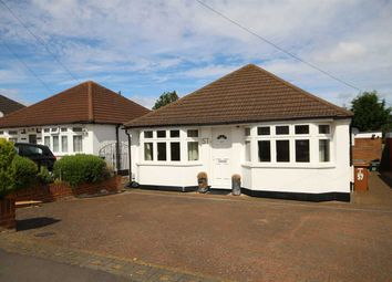 Thumbnail 3 bed bungalow to rent in Greenfield Avenue, Carpenders Park WD19.