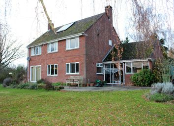 Thumbnail 5 bed detached house for sale in Chatley, Droitwich