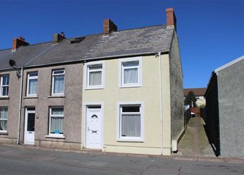 Thumbnail 2 bed end terrace house for sale in Marble Hall Road, Milford Haven