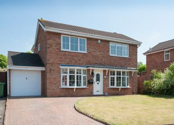 Thumbnail 4 bed detached house for sale in Blackdown, Wilnecote, Tamworth