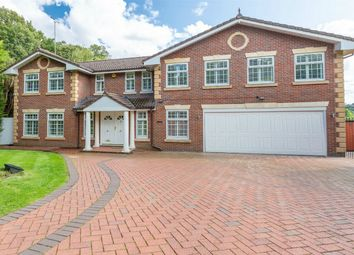 Thumbnail 5 bed detached house for sale in Hill Side, Bolton