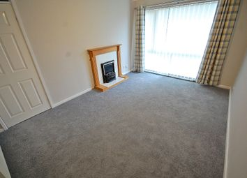 Thumbnail 2 bed flat to rent in Blanchland Avenue, Newton Hall, Durham