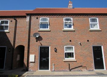 Thumbnail 2 bed town house to rent in Theodore West Way, Louth