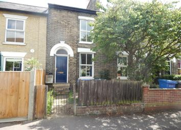 Thumbnail 3 bedroom terraced house to rent in Connaught Road, Norwich
