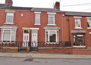3 bed terraced house for sale in Tennyson Terrace, Crook DL15