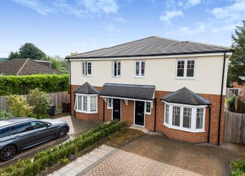 Thumbnail 3 bed semi-detached house for sale in Mount Pleasant, West Horsley, Leatherhead