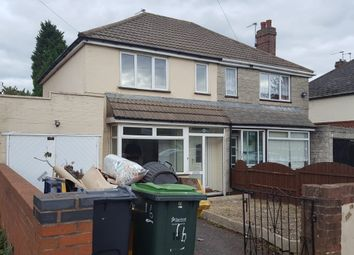 Thumbnail 3 bed semi-detached house to rent in Station Street, Tipton