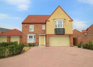 Thumbnail 4 bed detached house to rent in Harvest Drive, Cotgrave, Nottingham