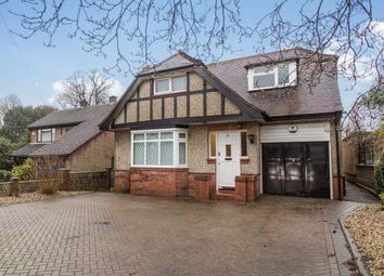 Thumbnail 4 bedroom detached house for sale in Down End Road, Fareham