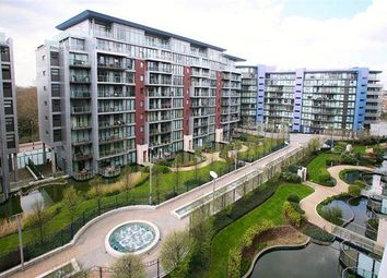 Thumbnail 1 bed flat to rent in Warwick Building, Queenstown Road, Chlesea Bridge Wharf, London