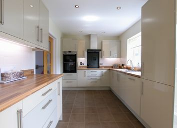 Thumbnail 3 bed detached bungalow for sale in Saddler Close, Attleborough