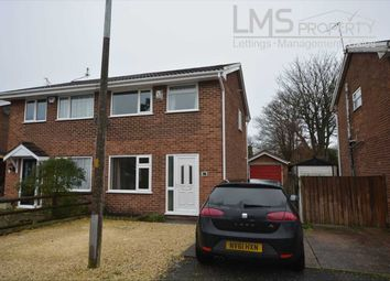 Thumbnail 3 bed semi-detached house to rent in Commonwealth Close, Winsford