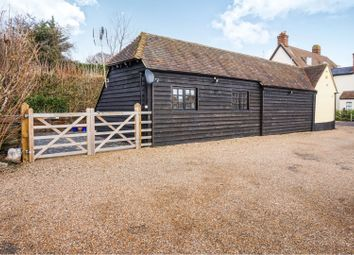 Thumbnail 3 bed barn conversion for sale in Butchers Lane, Maidstone