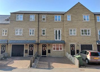 Thumbnail 4 bed terraced house for sale in South Brook Gardens, Mirfield, West Yorkshire