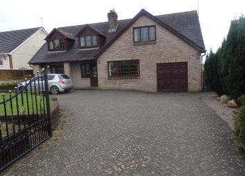 Thumbnail 4 bed detached house for sale in Meinciau Road, Mynyddygarreg, Kidwelly