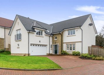 Thumbnail 5 bed detached house for sale in Low Borland Way, Waterfoot, Glasgow
