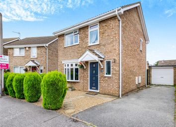 Thumbnail 3 bedroom detached house for sale in Rye Close, Carlton Colville, Lowestoft
