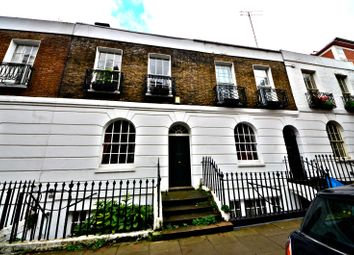 Thumbnail 2 bedroom terraced house to rent in Thanet Street, Bloomsbury